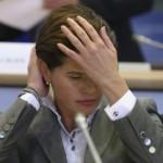 EU Commissioner-designate in charge of Energy Union Vice-President , Slovenian , Alenka Bratusek