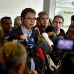 SERBIA-VOTE-KOSOVO-ELECTIONS