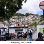 Venezuela shanty towns