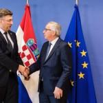 Belgium EU Croatia