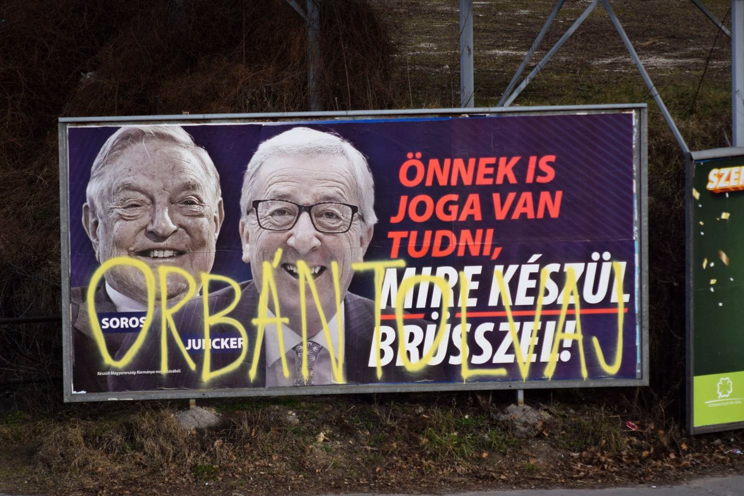 Orban campaign