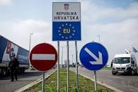 Croatia border