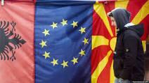 Makedonija albania