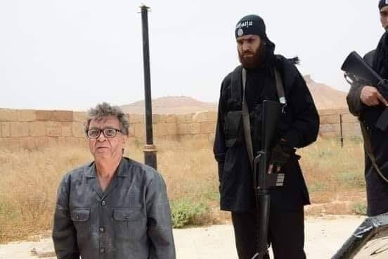 sirski arheolog